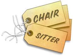 Chair labels
